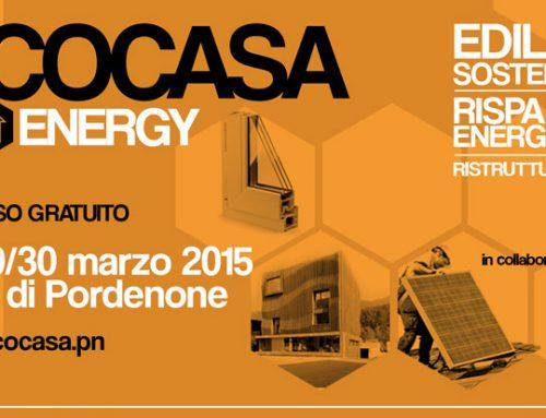 EcoCasaEnergy Fiera Pordenone