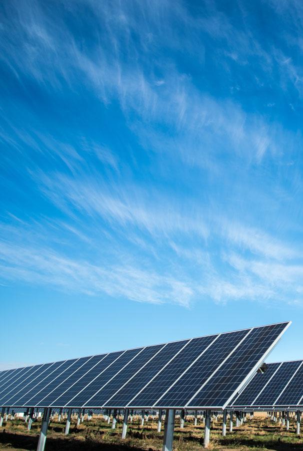 Siamo esperti nell'installazione di impianti fotovoltaici