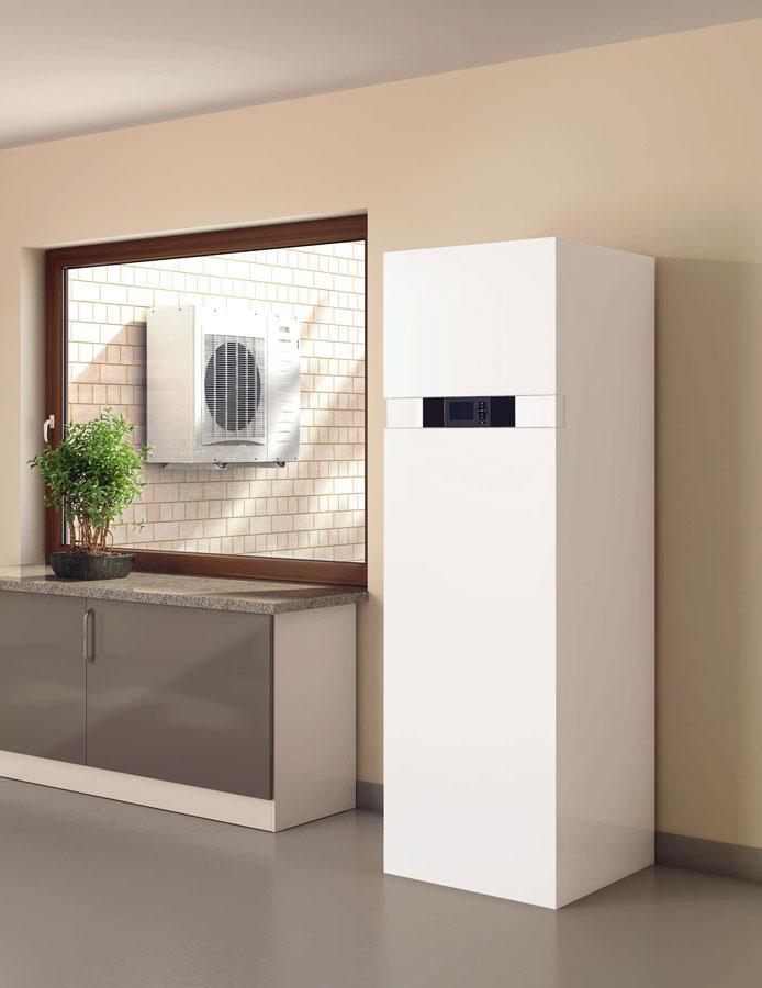 Siamo esperti nell'installazione di pompe di calore