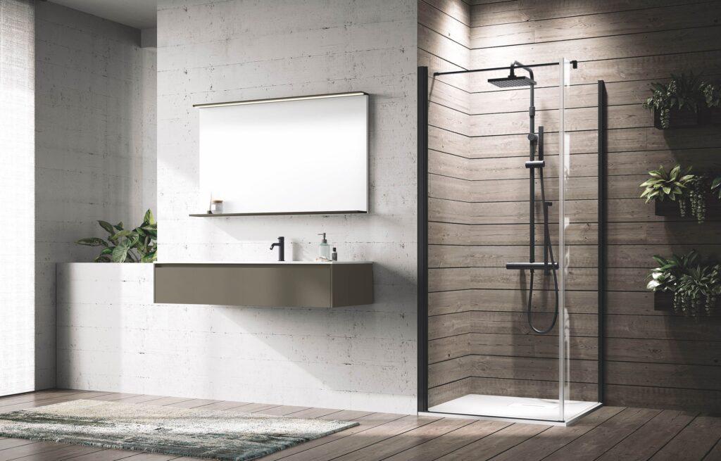 ristrutturazione bagno da vasca in doccia