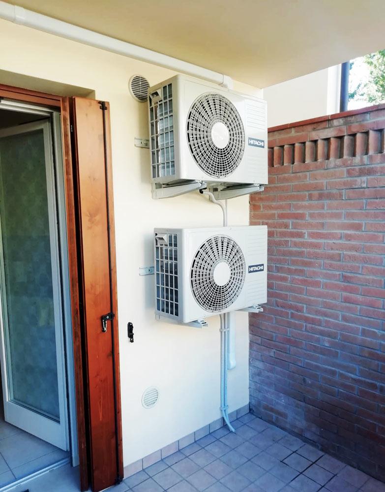 Installazione condizionatori Pordenone